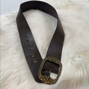 Aldo Italian Leather Belt